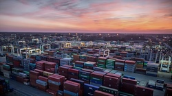 Record April boosts Savannah's containerized trade