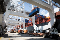 Savannah container traffic sees highest-ever September