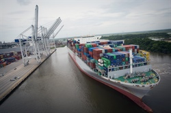 Georgia Ports Authority breaks container volume record