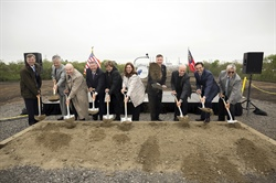 Mason Mega Rail breaks ground