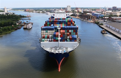 Busy July boosts GPA container trade 12.7 percent
