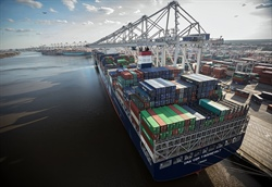 Big Berth/Big Ship: Savannah set to serve six 14,000-TEU vessels simultaneously