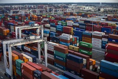 October container volumes up 3 percent at GPA