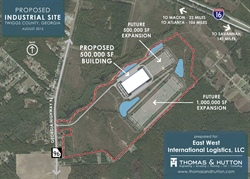 East West Logistics International to Develop Twiggs County Project