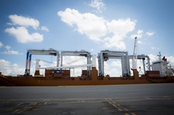 Port of Savannah's RTG fleet continues to grow