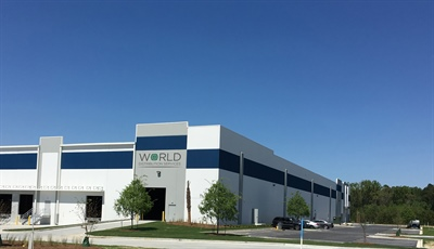 World Distribution Services Expands Warehouse Network in Savannah