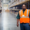 William Jackson manages the IKEA distribution center in Savannah.