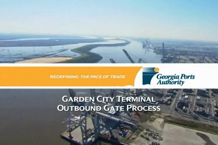 Gate Move Outbound